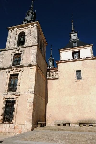 La Plaza del Mercado es uno de los sitios con más ambiente de este pueblo madrileño.