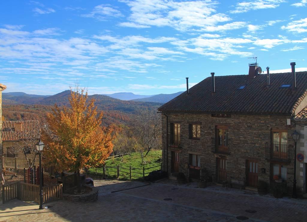 Qué ver en La Hiruela: naturaleza y rutas senderistas en Madrid.