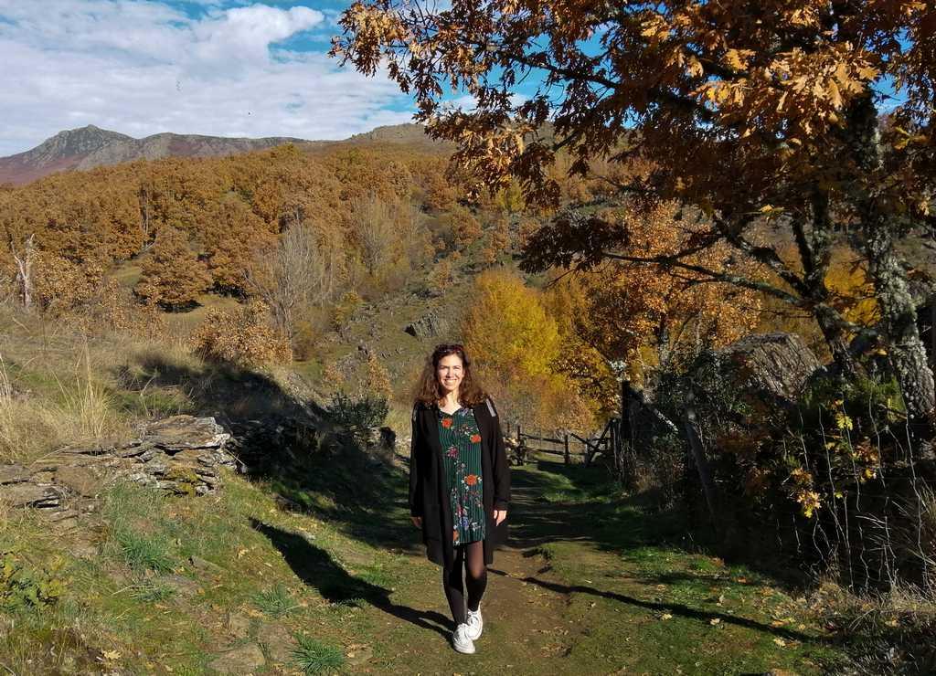 La Hiruela es un pueblo madrileño en la Sierra del Rincón, Reserva de la Biosfera.