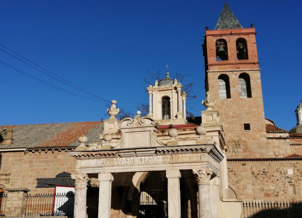 Uno de los planes que hacer en Mérida es visitar la cripta de la Basílica de Santa Eulalia.