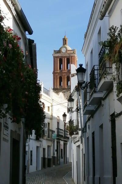 """En """"Sevilla la Chica"""" no podía faltar la calle de Sevilla."""
