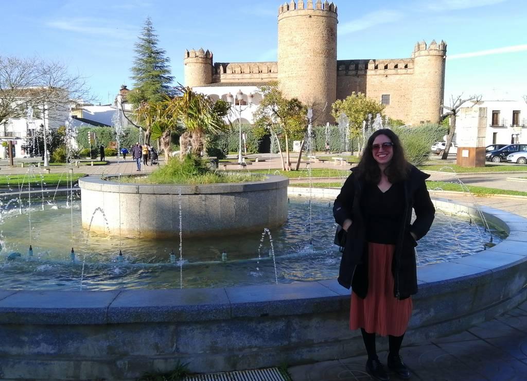 El Palacio de los Duques de Feria es el actual Parador de Turismo de Zafra.