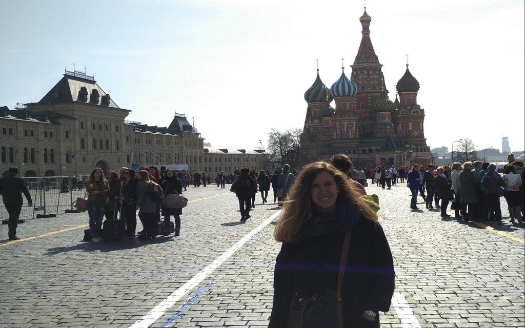 La Catedral de San Basilio es uno de los imprescindibles que ver en Moscú.