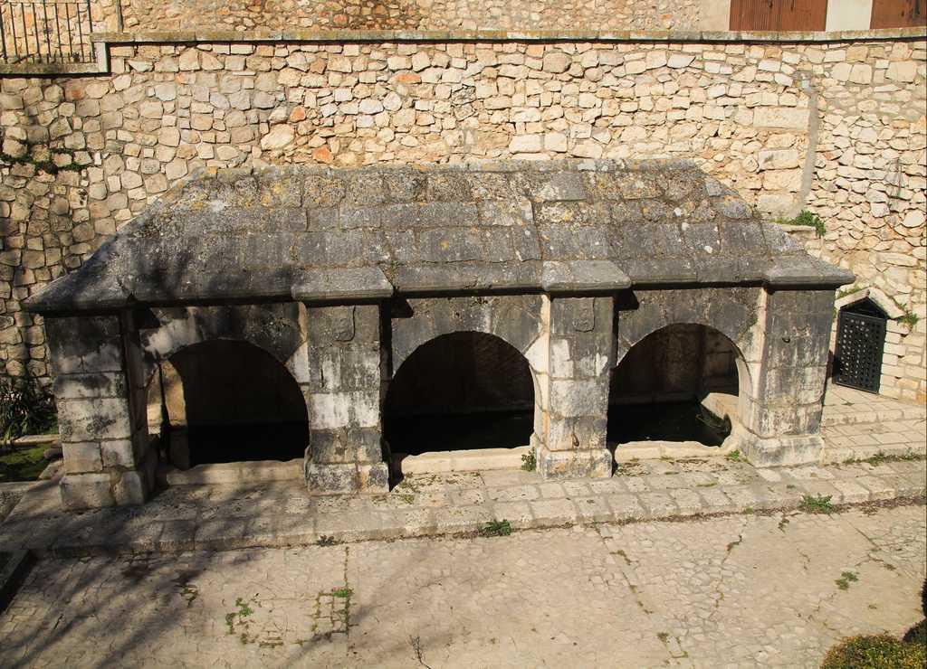 Qué ver en Colmenar de Oreja: Fuente del Barranco o Fuente de Zacatín.