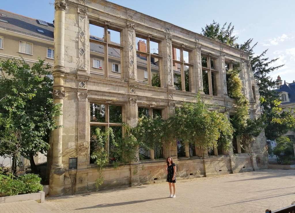 Qué ver en Tours: Hôtel de Beaune Semblançay.
