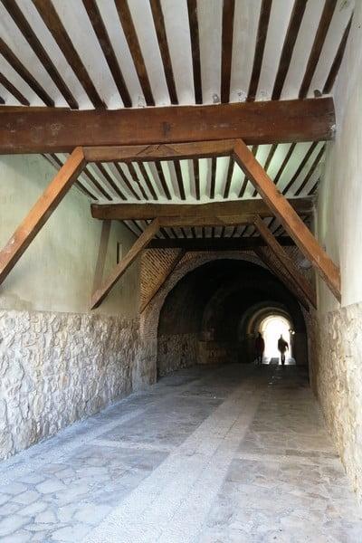 El Puente de Zacatín se tardó 118 años en construirlo.