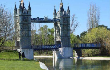 Parque Europa de Madrid: monumentos, horario y cómo llegar