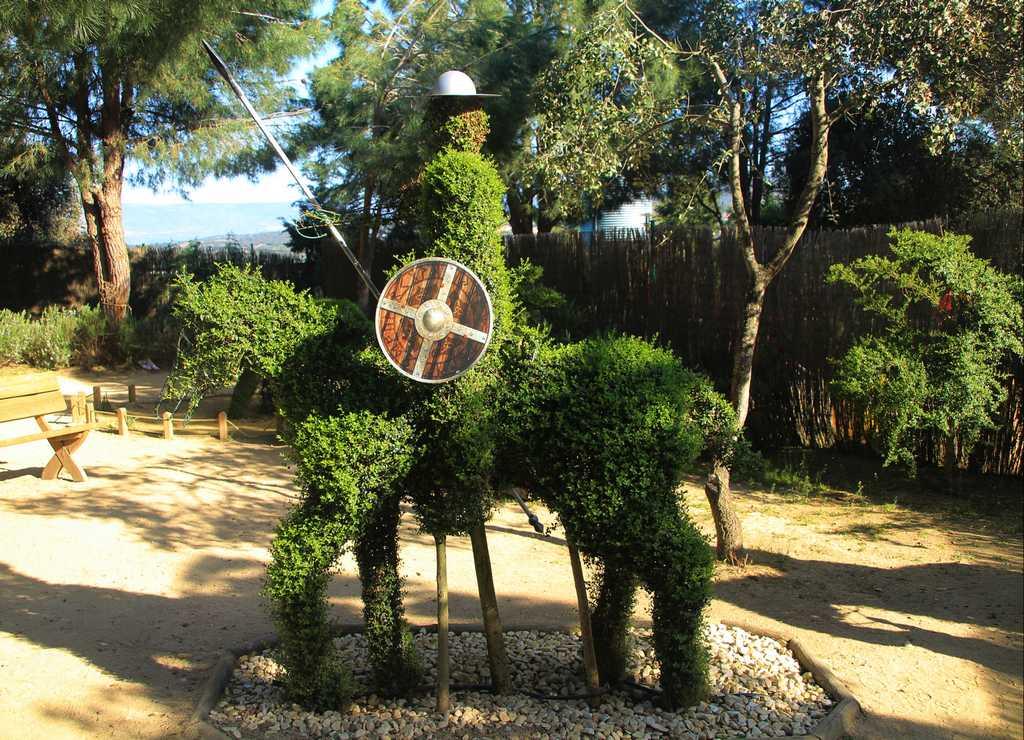 El Bosque Encantado de San Martín de Valdeiglesias es una visita que recomiendo.