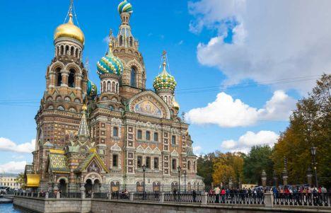 Qué ver en San Petersburgo en 3 ó 4 días