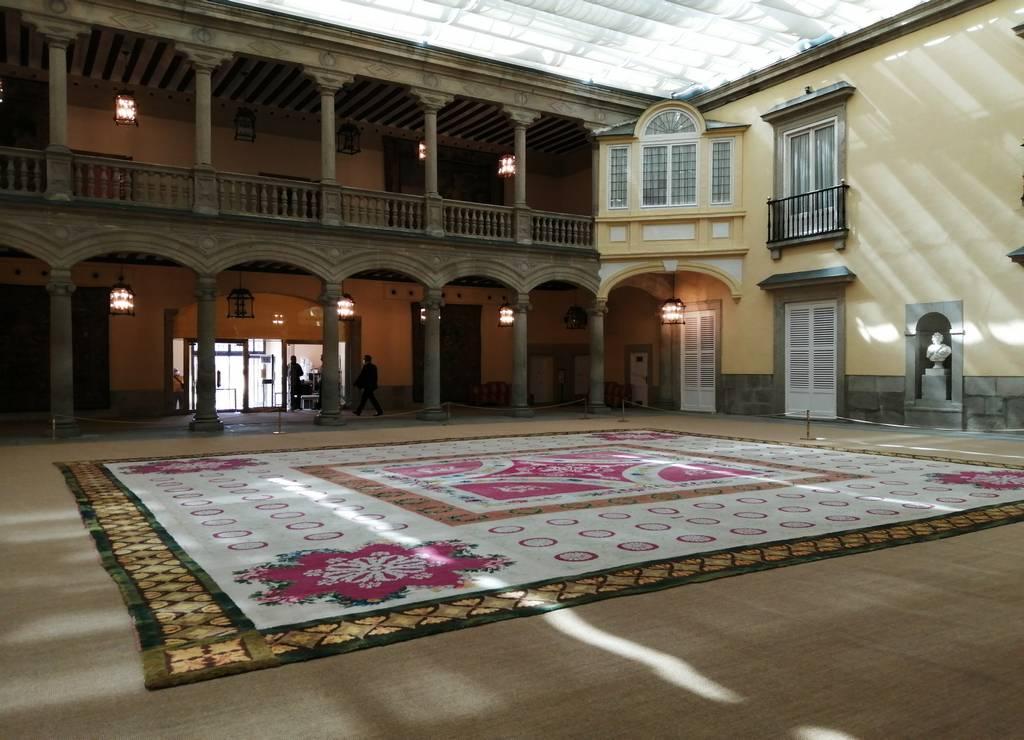 El Palacio Real de El Pardo es la Residencia Oficial de los Jefes de Estado Extranjeros de visita oficial en España.