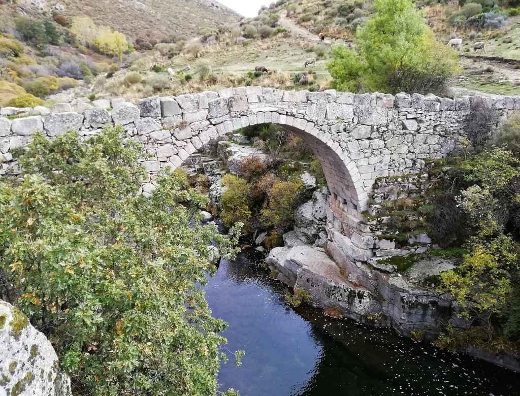Me encantó la ruta senderista por el Pozo de las Paredes de Gredos.