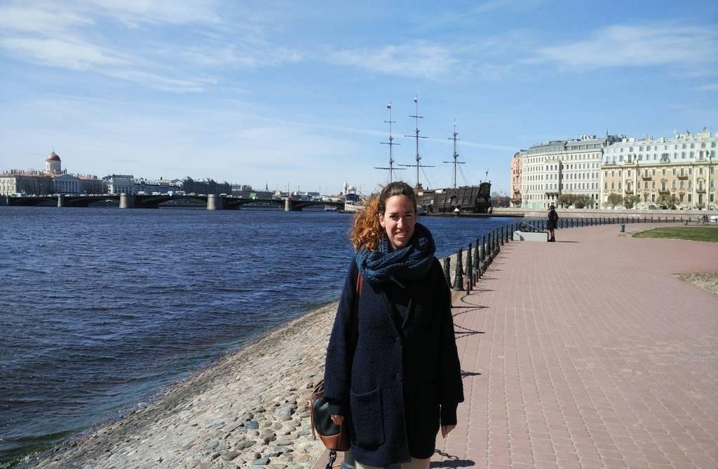 Qué ver en Moscú y San Petersburgo en 7 días: río Neva en la ciudad de los zares.