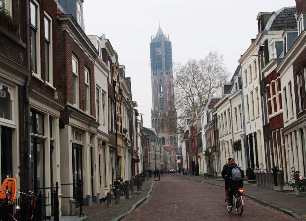 Siempre que visito ciudades bike-friendly, me animo a recorrer la ciudad en bicicleta.