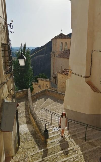 La mejor forma de conocer Cuenca en 2 días es perdiéndote por sus calles.