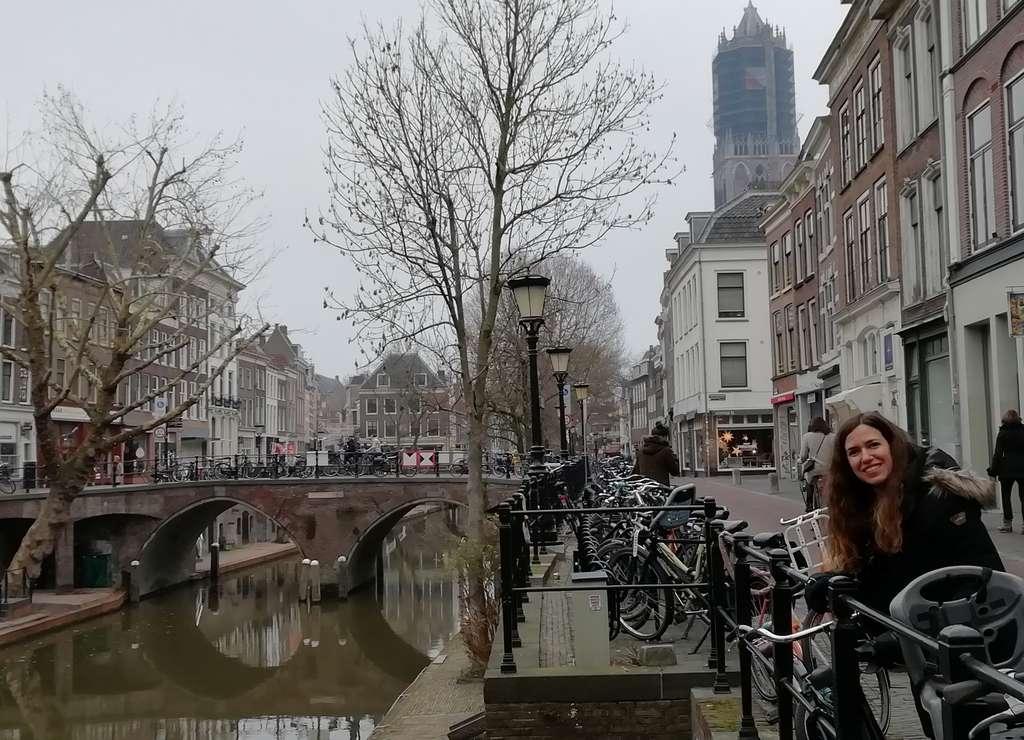 Muchos dicen que los canales de Utrecht son los más bonitos del país.