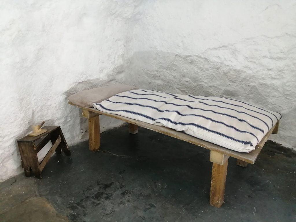 Otro de los sitios que ver en Campo de Criptana es la casa-cueva de la pastora Marcela.
