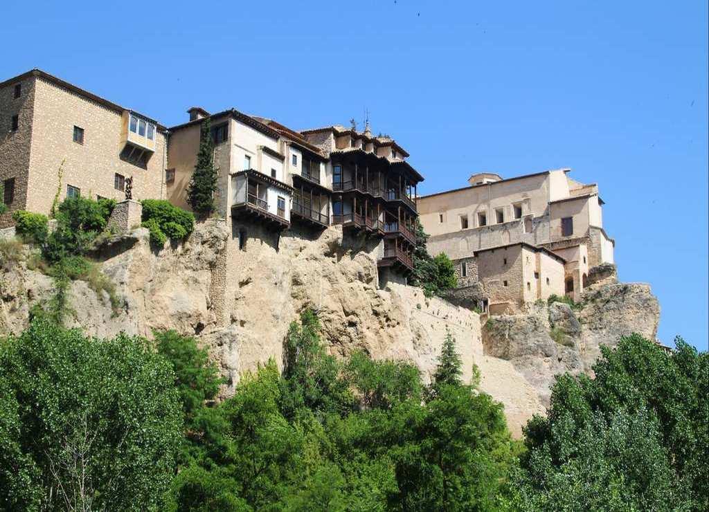 Qué ver en Cuenca en dos días: Casas Colgadas.