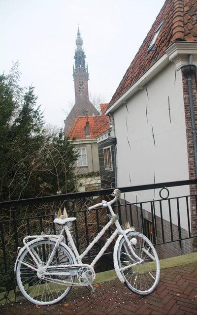 La Speeltoren tiene el carillón más antiguo de los Países Bajos.