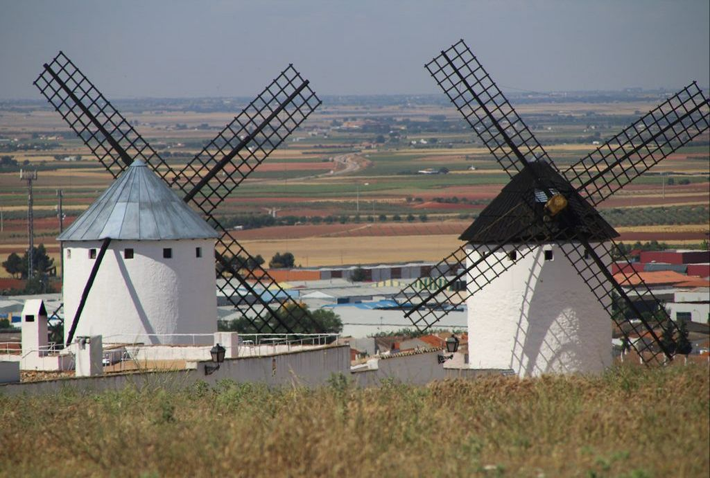 Tres de los 10 molinos que se conservan datan del siglo XVI.