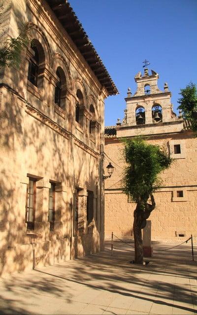 """El Monasterio de las Monjas Trinitarias es conocido como """"El Escorial de La Mancha""""."""