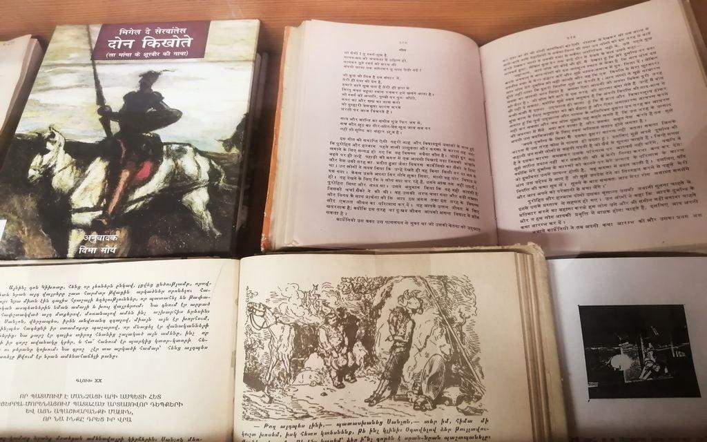 En el Museo Cervantino encontrarás cientos de ediciones de El Quijote en 70 idiomas diferentes.