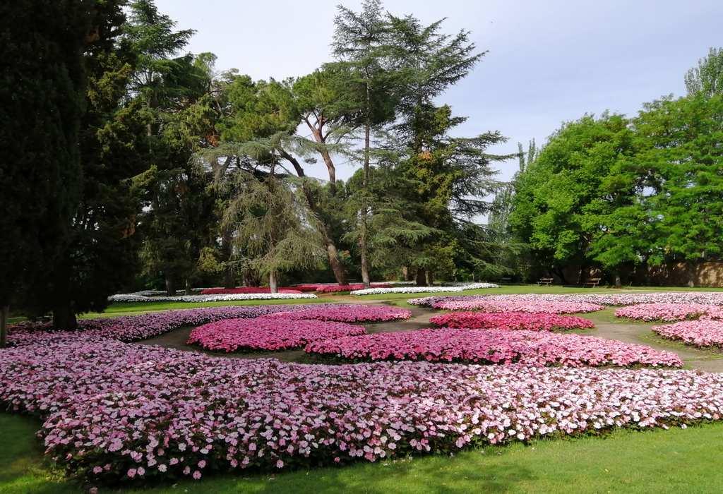 Pasear por este parque madrileño es uno de los mejores planes que hacer en la ciudad.