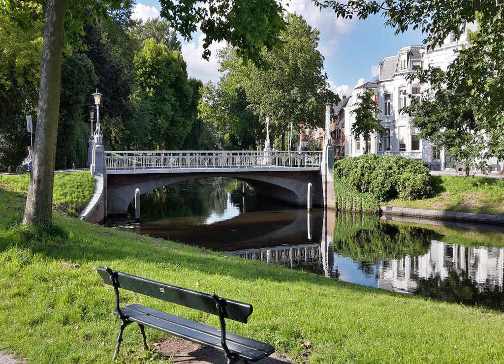 Qué ver en Utrecht en un día: parque Lepelenburg.