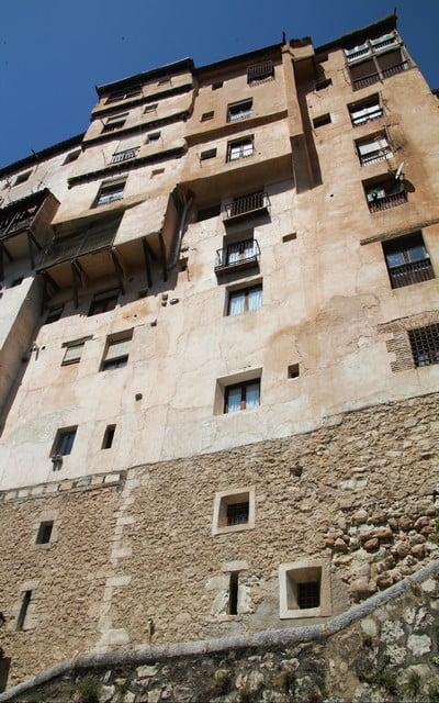 ¿Alguna vez habías pensado que en Cuenca hubiera rascacielos? Yo no.