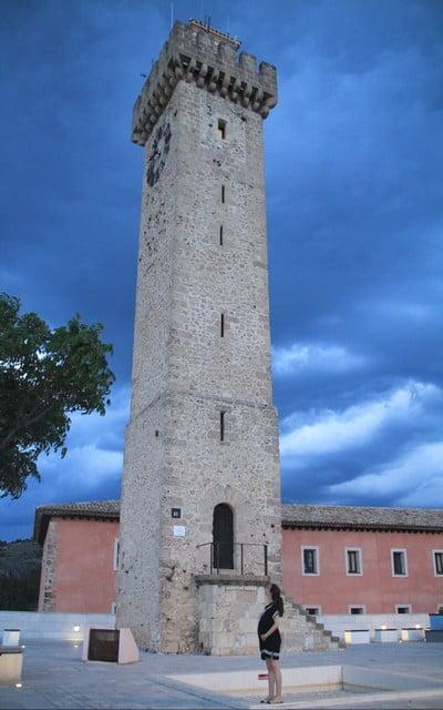 Qué ver en Cuenca en dos días: Torre de Mangana.