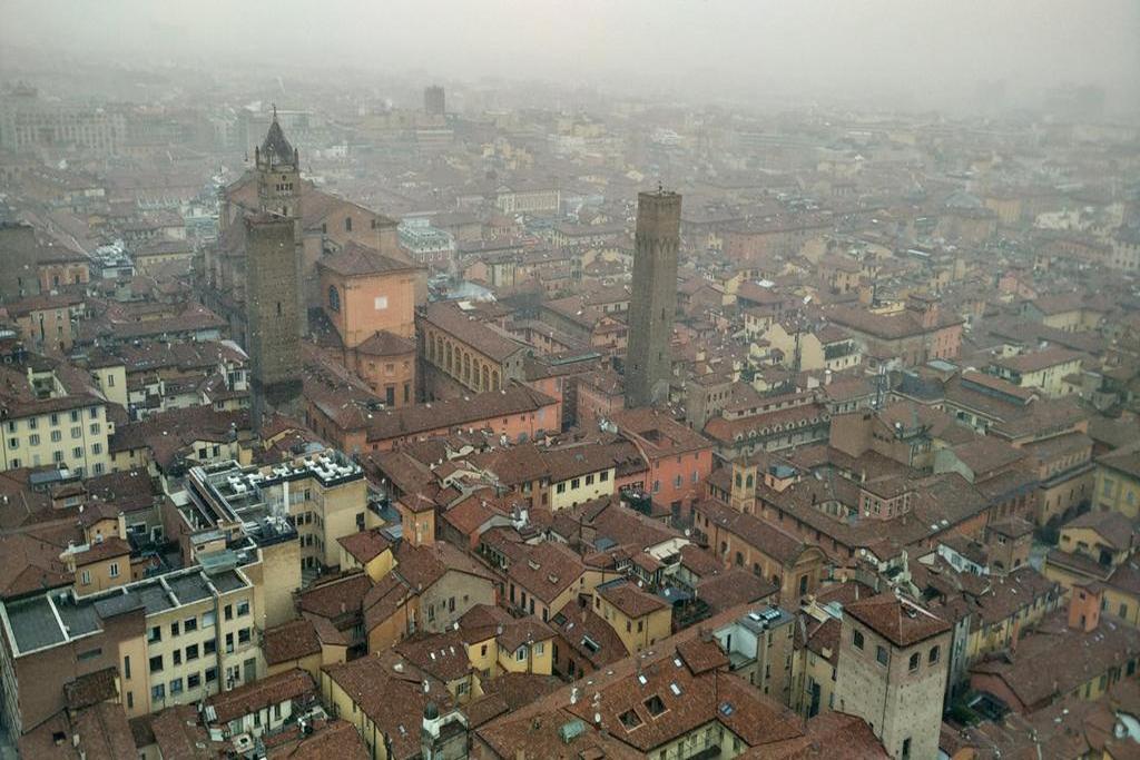 Bolonia es una de mis ciudades preferidas de Italia.