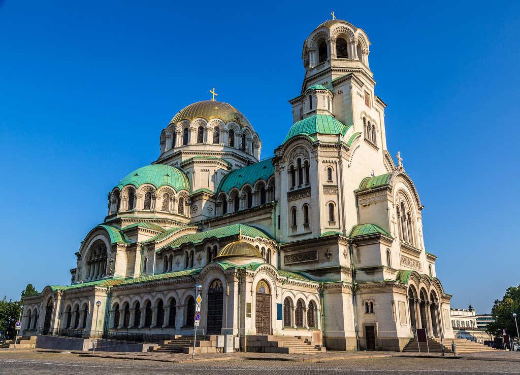 La Catedral de Alexander Nevski es el símbolo que ver en Sofía en un día.