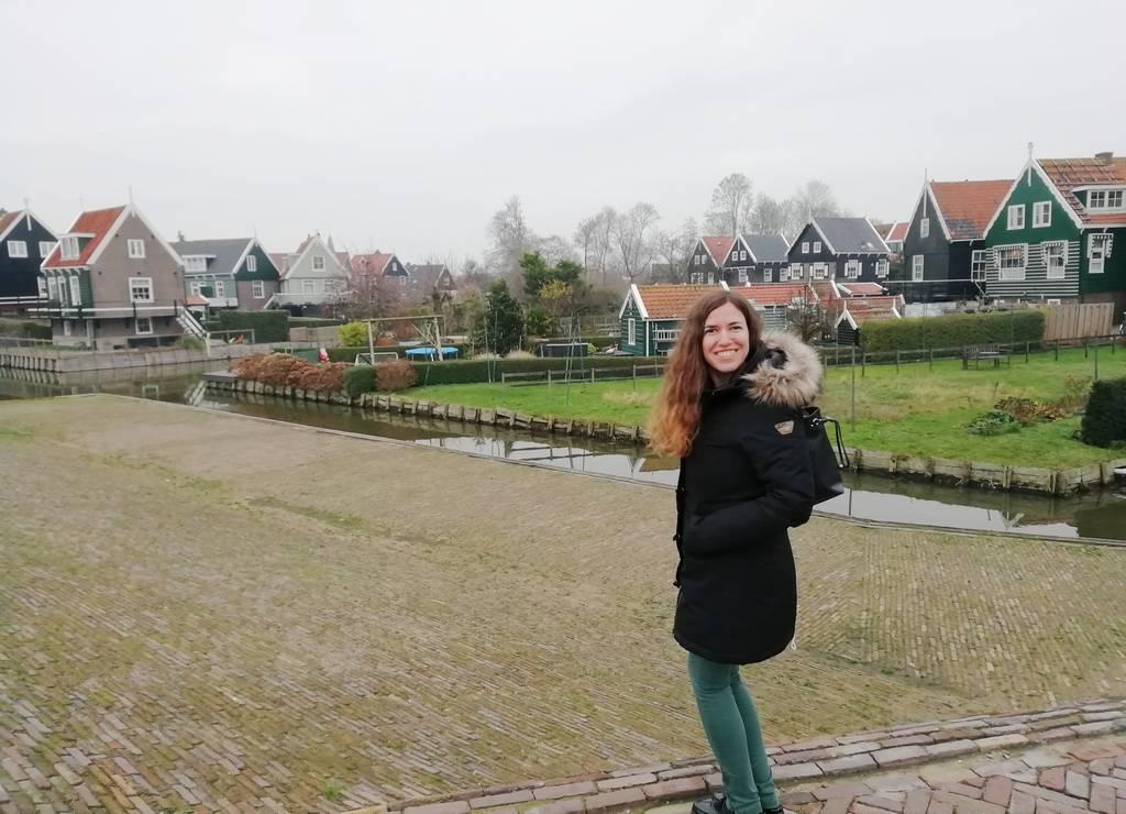 Puedes visitar Edam, Volendam y Marken, en la comarca de Waterland, en un solo día.