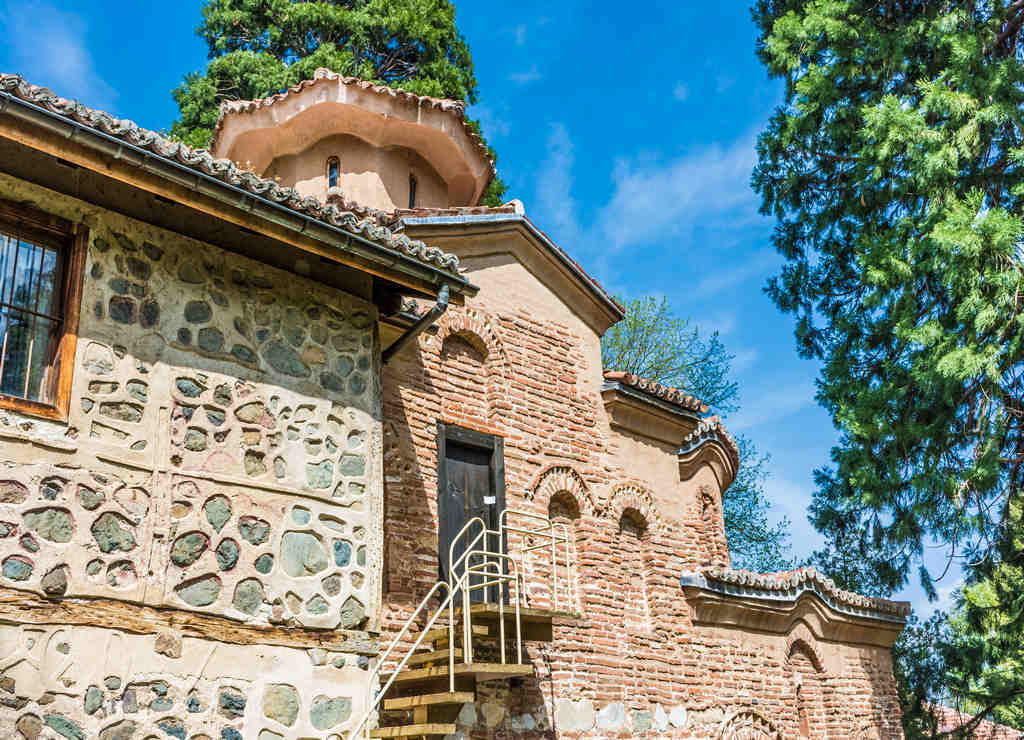 La Iglesia de Boyana fue declarada Patrimonio de la Humanidad por la UNESCO.