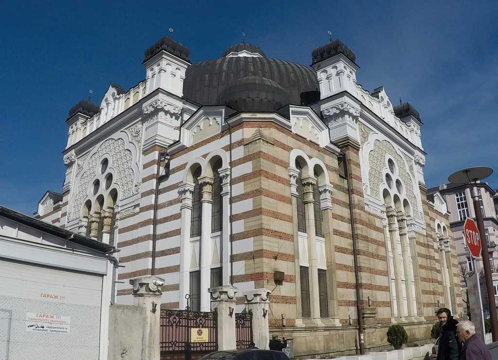 Este templo es la tercera sinagoga más grande del mundo.