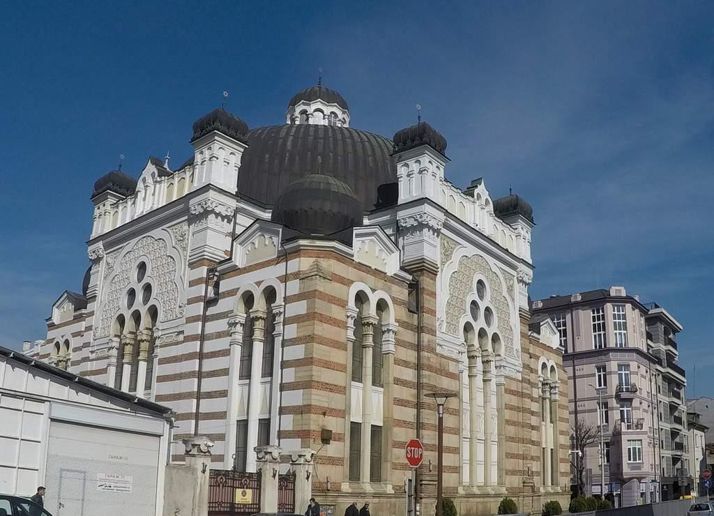 La sinagoga de Sofía es la tercera más grande del mundo.