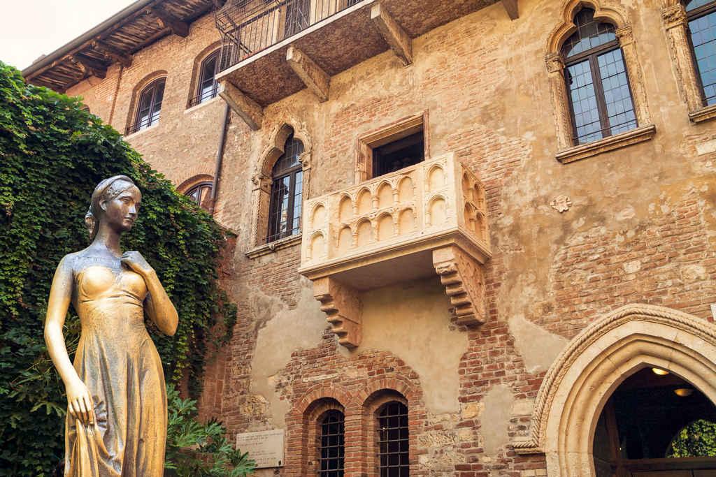 Qué ver cerca de Venecia: Verona, la cuna de Romeo y Julieta.